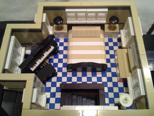 MOC My First Modular BuildingHouse LEGO Town Eurobricks Forums – Lego House Floor Plan