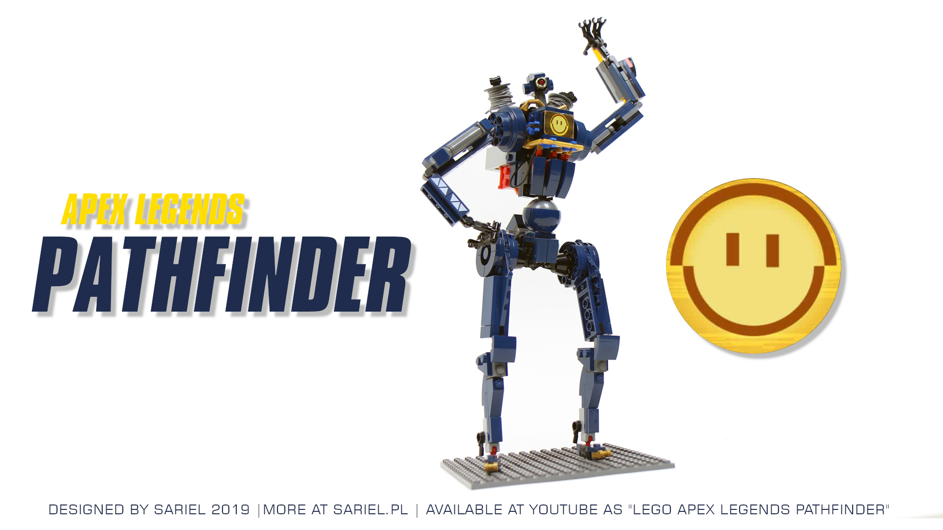 Sariel Pl Apex Legends Pathfinder