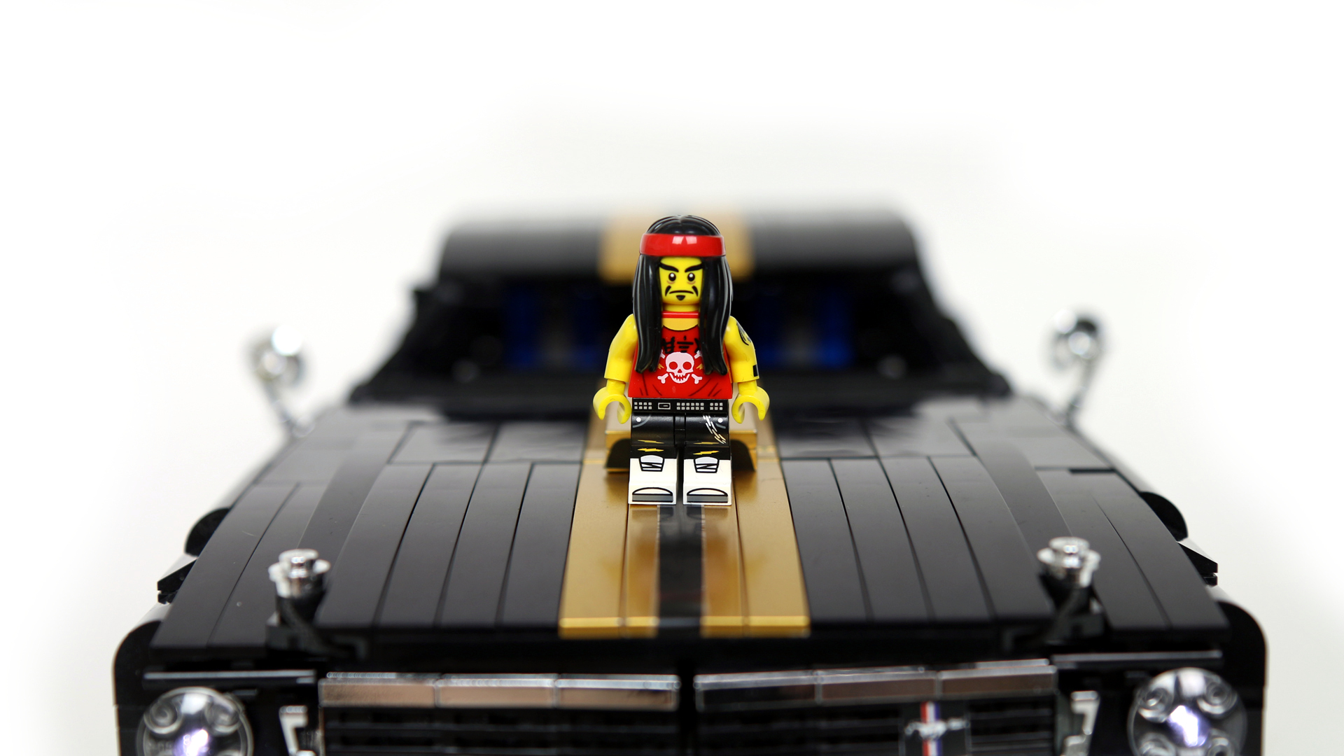 Sarielpl Ford Mustang Gt 350 H
