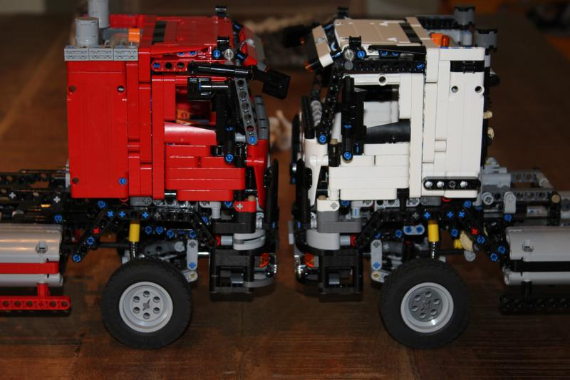 42043 mercedes benz arocs 3245 page 37 lego technic for Lego technic 42043 mercedes benz arocs 3245 truck