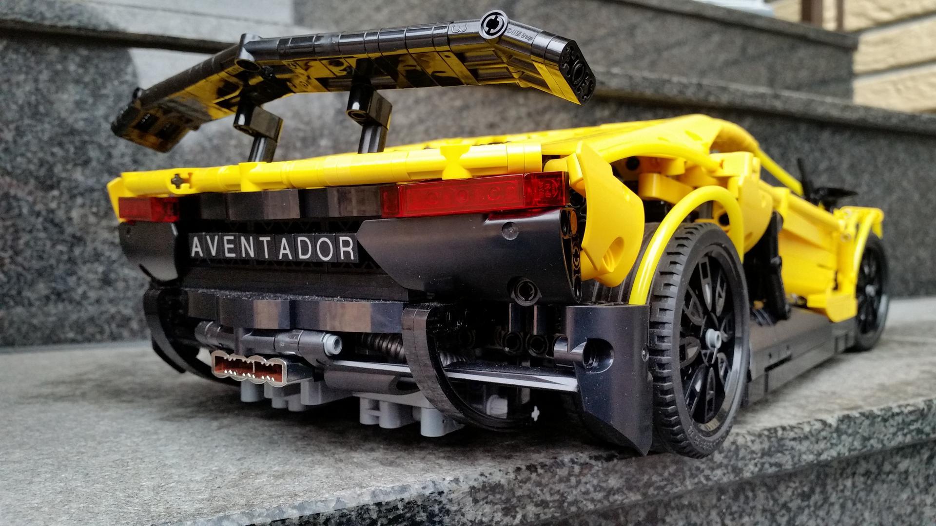 Lamborghini Aventador Lp 720 4 50 176 Anniversario Bricksafe