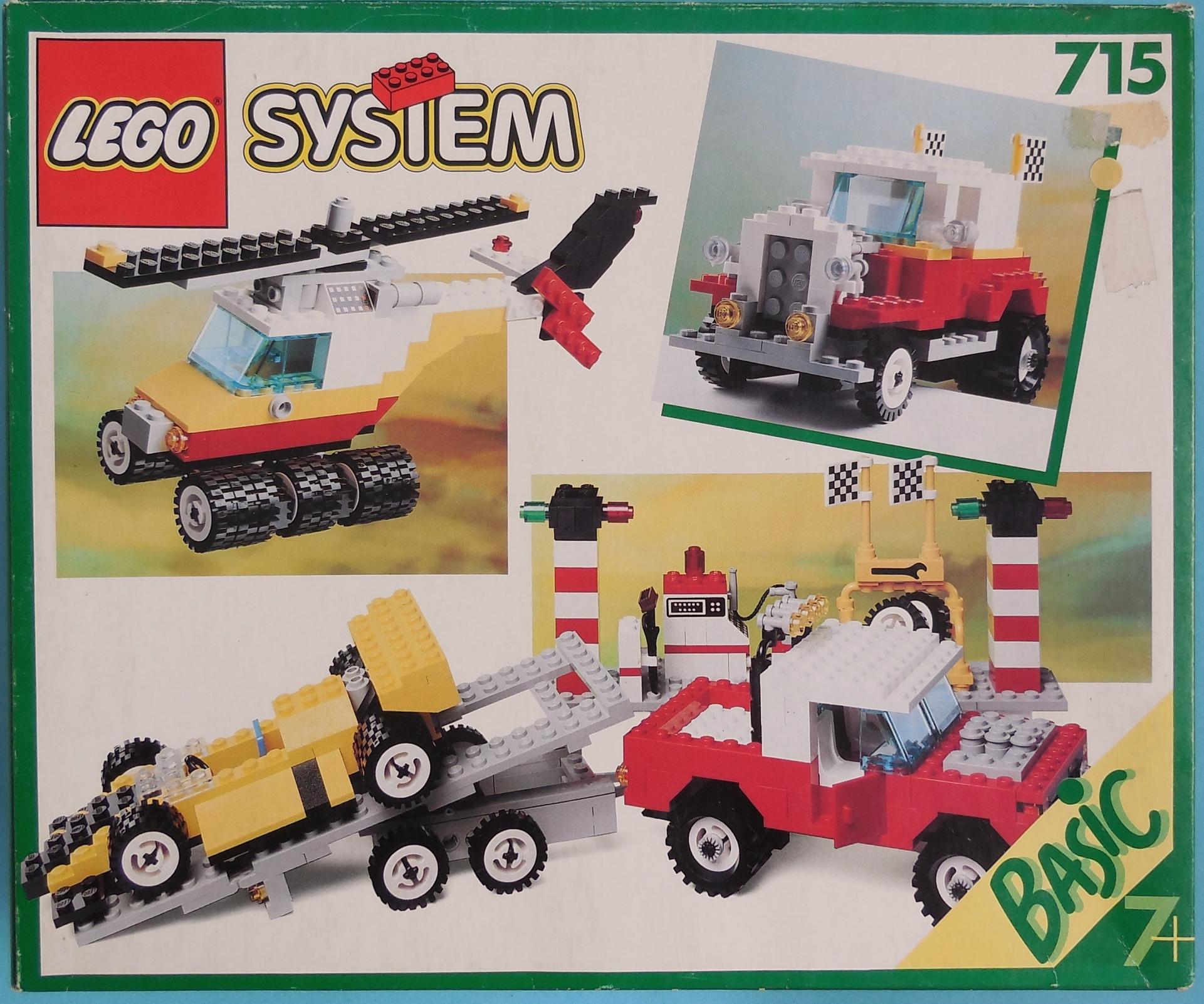Lego 715 10.