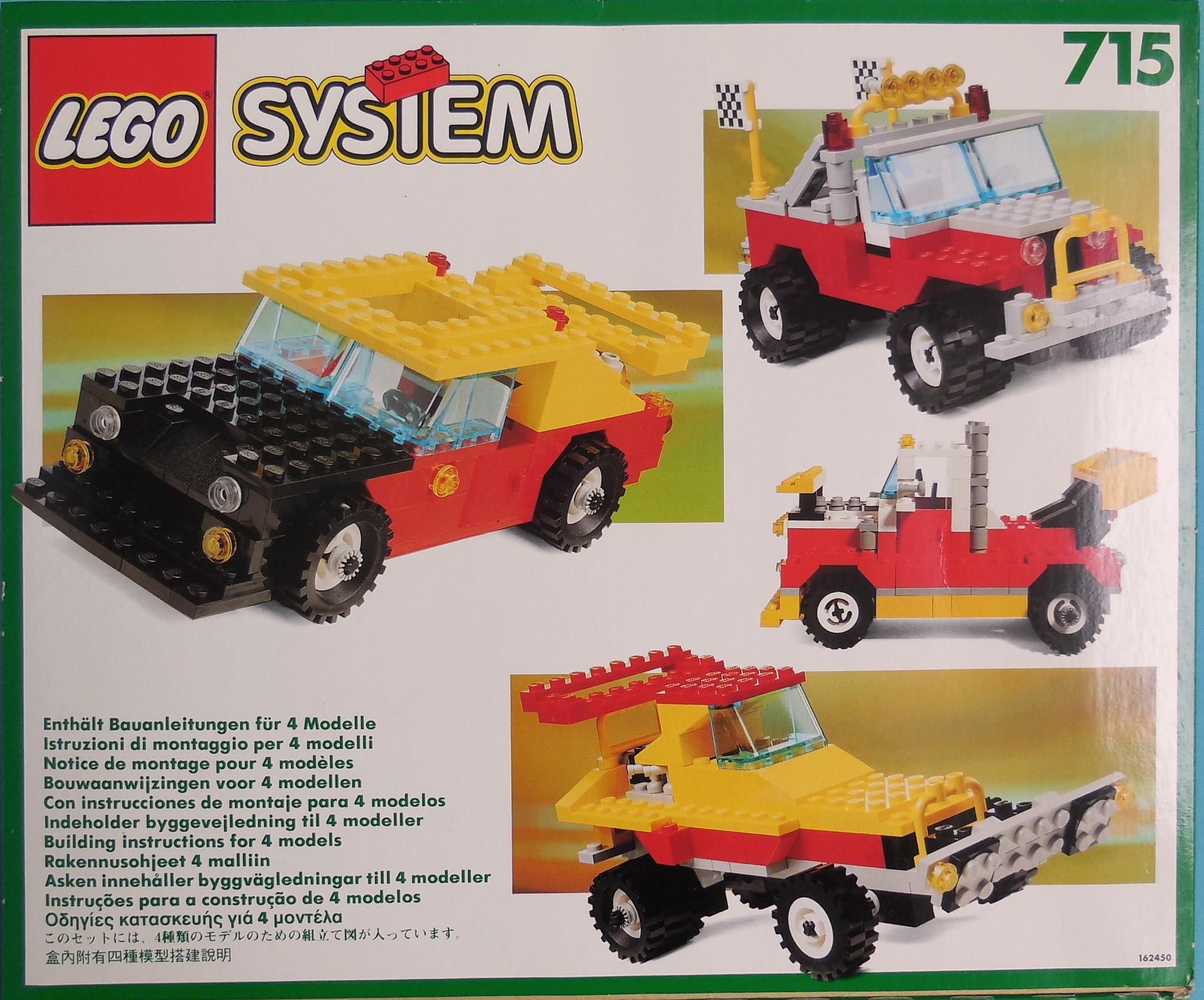 Lego 715 12.